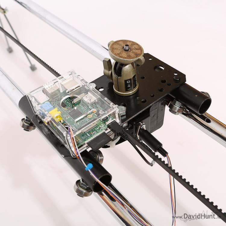 Lapse Pi Motorised Time Lapse Rail With Raspberry Pi