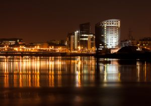 Limerick Skyline